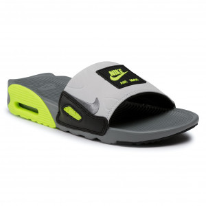 Slides NIKE - Air Max 90 Slide CT5241 001 Smoke Grey/Smoke Grey ...
