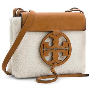 f64856d8ea42 Handbag TORY BURCH - Miller Cross-Body 50769 Black 001 - Cross Body ...