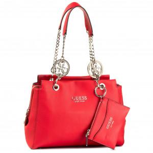 Handbag GUESS Michy (GL) HWGL75 84230 RML Canvas Totes