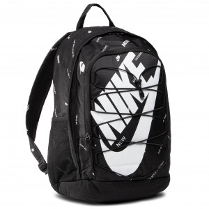 Backpack NIKE BA6101 010 Black Notebook bags and