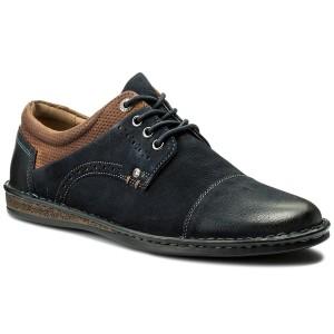 Shoes LASOCKI FOR MEN MI07-A662-A523-09A Navy Blue c29d302bc29