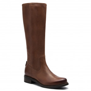 fbd0ce0b424aa4 Knee High Boots LASOCKI TULIA-05 Brown