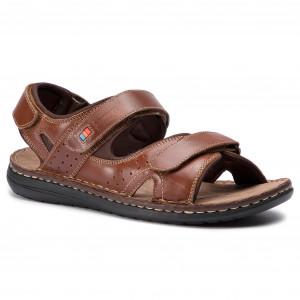 5708a480b52b Sandals LASOCKI FOR MEN MI07-A700-A554-07 Brown