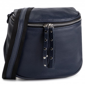 a49133f575 Handbag LASOCKI KR-01 Granatowy