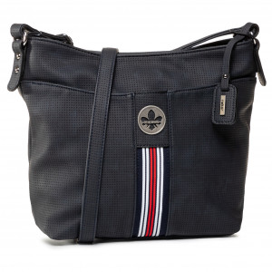 Handbag RIEKER H1329 14 Blue Cross Body Bags Handbags