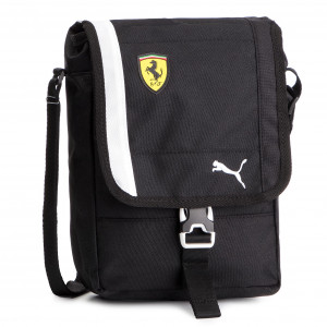3412ae8de7 Messenger Bag PUMA - Sf Ls Small Portable 075854 01 Puma Black ...