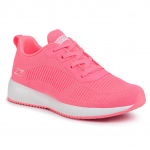Shoes SKECHERS BOBS 33162 Npnk Pink Fitness Sports