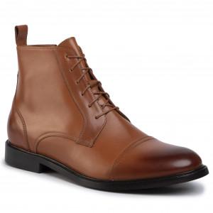 Knee High Boots NOBRAND Ferrio 7964.5 Cognac Jackboots