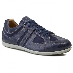 Shoes GEOX U Mito A U4202A 03122 C4002 Blue Casual Low Casual Low