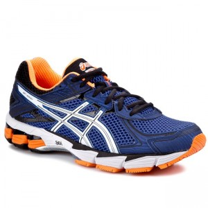 Shoes ASICS GT 1000 2 T3R0N Electric BlueWhiteFlash