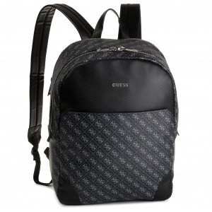 Backpack GUESS Lion Bold HM6761 POL94 BLA Notebook bags