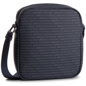 5b0c9520e81 Messenger Bag ARMANI EXCHANGE - 952138 CC012 37735 Navy