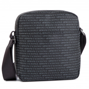 8a444592f7c Messenger Bag ARMANI EXCHANGE - 952138 CC012 00020 Black
