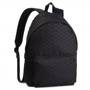 4458ab3a52e Backpack ARMANI EXCHANGE - 952030 CC509 00020 Black
