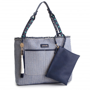 Handbag LIU JO Borsa Stampata Mani V19125 T5203 St.Fiore