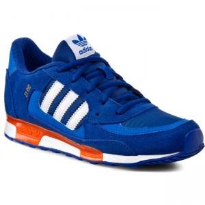 Shoes adidas Zx 850 K M19732 CroyalFtwwhtFtwwht Laced