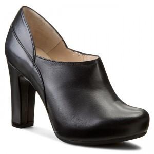 Shoes UNISA Wara Black Napasilk B
