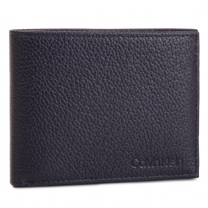 f9cae87072077 Large Men s Wallet CALVIN KLEIN - Essential Leather 5Cc Coin K50K504452 067