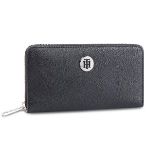 6cd19b8b0d8a8 Large Women's Wallet TOMMY HILFIGER - Honey Large Za Wallet ...