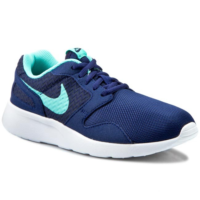 Shoes NIKE - Kaishi 654845 431 Loyal Blue/Hyper Low Turq/White - Flats - Low Blue/Hyper shoes - Women's shoes ca1974