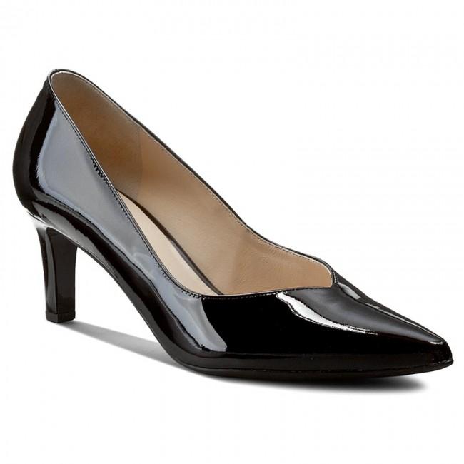 Shoes HÖGL - 0-186724 Black 0100 shoes - Heels - Low shoes 0100 - Women's shoes 3f35f3