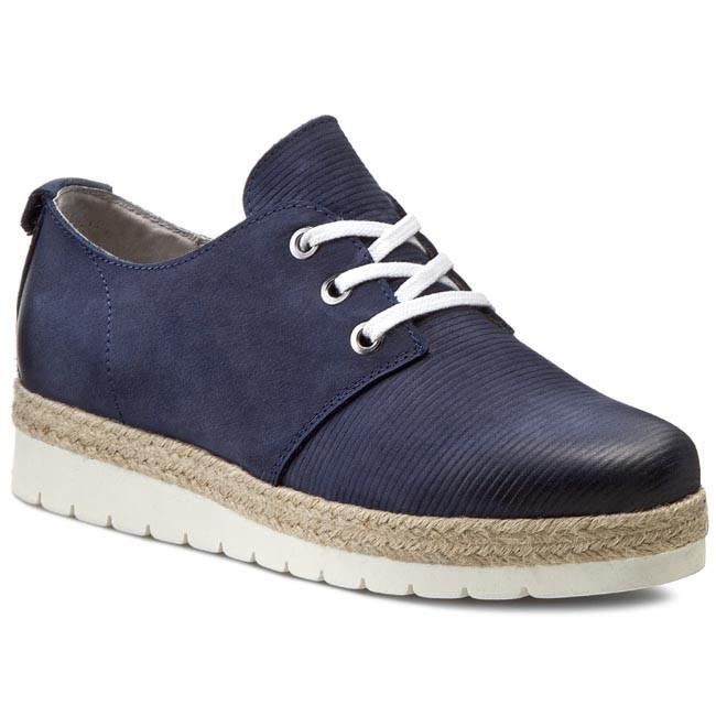 Shoes CARINII - B3341 Samuel 1238 - Flats Women's - Low shoes - Women's Flats shoes 26b2a5