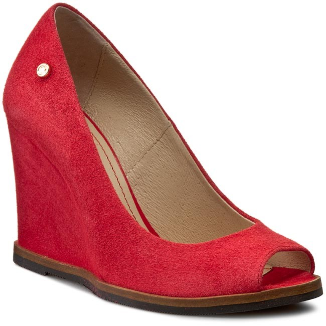 Shoes CARINII - B3378  Ciprio - 6736 - Wedge-heeled shoes - Ciprio Low shoes - Women's shoes ee3b99