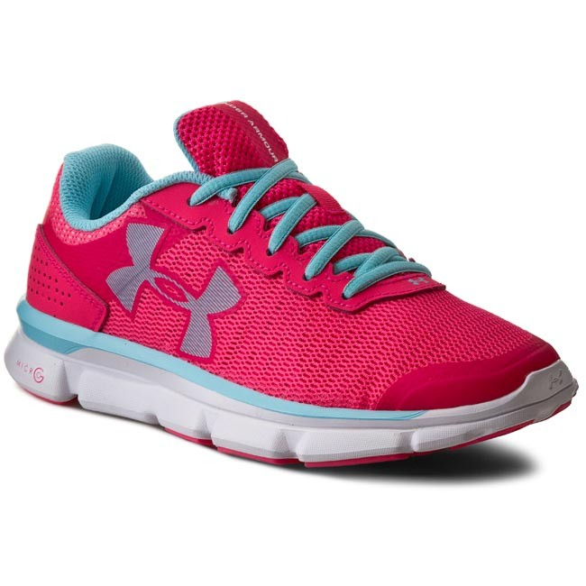 Shoes UNDER ARMOUR - Speed Ua W Micro G Speed - Swift 1266243-963 Hyr/Wht/Skb - Indoor - Running shoes - Sports shoes - Women's shoes 722499