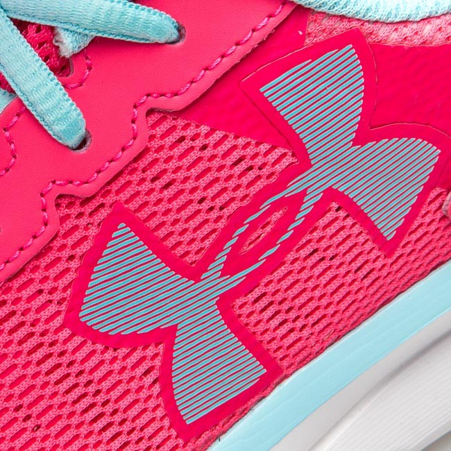 Shoes Shoes Shoes UNDER ARMOUR - Ua W Micro G Speed Swift 1266243-963 Hyr/Wht/Skb - Indoor - Running shoes - Sports shoes - Women's shoes 970613