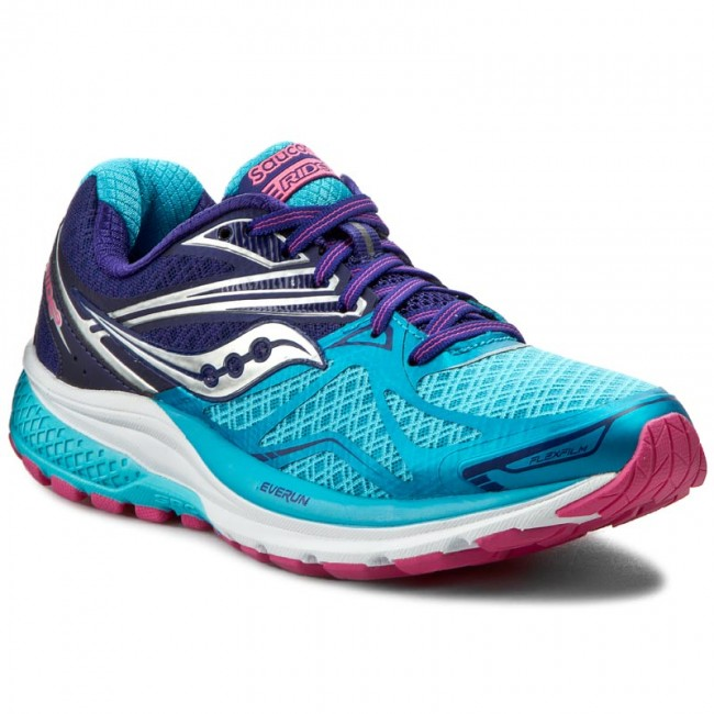 Shoes SAUCONY - Ride 9 S10318-2 Nvy/Blu/Pnk - - Indoor - Running shoes - - Sports shoes - Women's shoes 782774