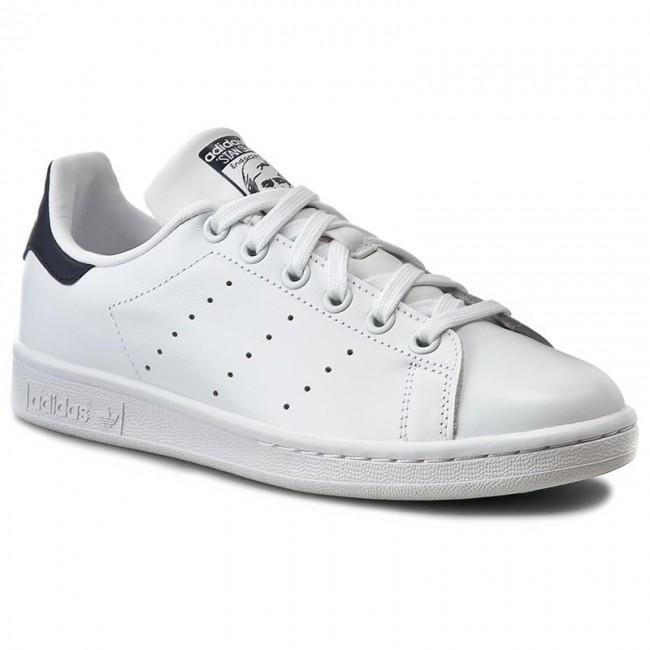 Shoes adidas - Stan Smith M20325 Corewhite/Corewhite shoes - Sneakers - Low shoes Corewhite/Corewhite - Women's shoes 163172