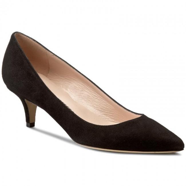 Shoes FURLA - U10 Opera 839750 S Y898 U10 - Onyx - Heels - Low shoes - Women's shoes 5183b1