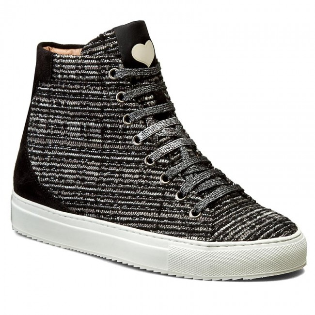Sneakers TWINSET - Sneakers CA6TS5 Nero 00006 - Sneakers - shoes Low shoes - Women's shoes - ae2069