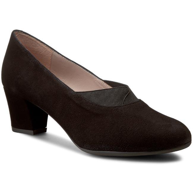 Shoes BRENDA ZARO - Ante FS1195 Low Negro - Heels - Low FS1195 shoes - Women's shoes b7a11f