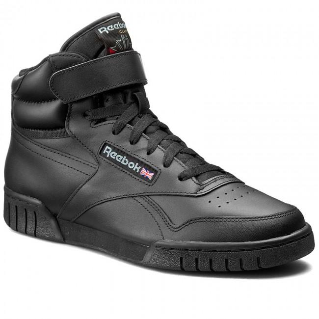 06e9ce34ec9 Shoes Reebok Reebok Reebok - Ex-O-Fit Hi 3478 Black Int - Casual - Low shoes  - Men s shoes f1f906
