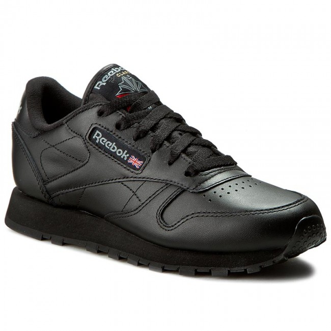 Shoes Reebok - Cl Lthr 3912 Black - Sneakers - shoes Low shoes - Women's shoes - 2bb990