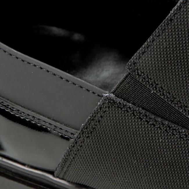 Shoes GIATOMA NICCOLI - shoes 05-0361-001 Black - Wedge-heeled shoes - - Low shoes - Women's shoes bddf4a