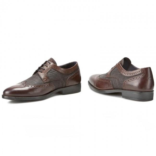Shoes CAMEL ACTIVE - Sharp 471.12.01 Mocca - - - Casual - Low shoes - Men's shoes bc3503