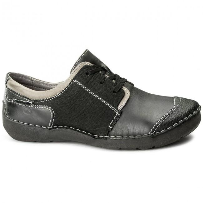 Shoes JOSEF SEIBEL - Fergey Fergey Fergey 06 59670 771 965 Hippo/Kombi - Flats - Low shoes - Women's shoes 540fe2