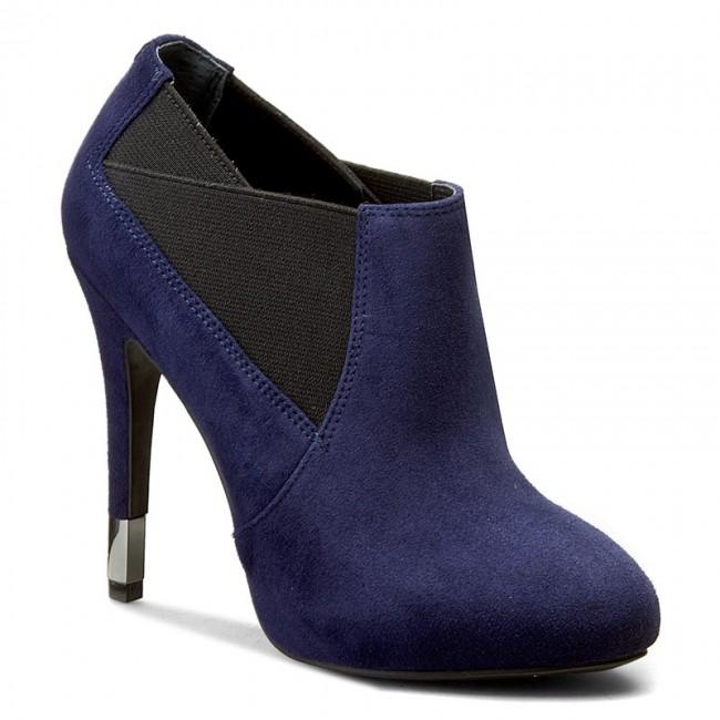Shoes GUESS - Sindy2 FLSN24 SUE09 Low DBLUE - Heels - Low SUE09 shoes - Women's shoes 67c2b2
