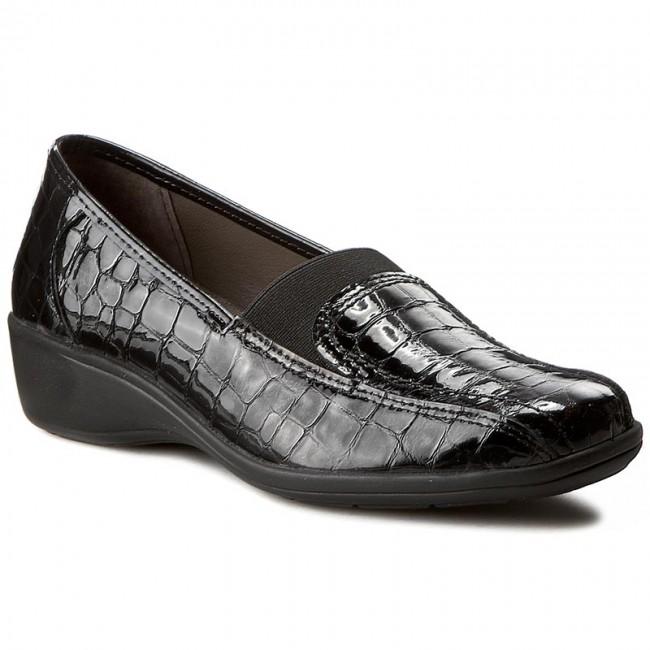 Shoes COMFORTABEL - 941960 Schwarz 1 - Wedge-heeled shoes - shoes Low shoes - Women's shoes - b51df5