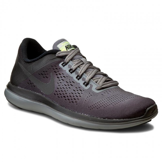Shoes NIKE - Flex 2016 Rn Grey/Mtlc Shield 852447 001 Cool Grey/Mtlc Rn Hematite/Black - Indoor - Running shoes - Sports shoes - Women's shoes 3eed9d