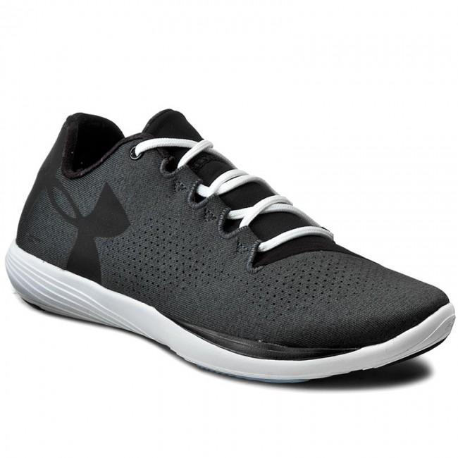 Shoes UNDER ARMOUR - Ua W Street Precisionlo Fitness Rlxd 1285419-001 Blk/Wht/Blk - Fitness Precisionlo - Sports shoes - Women's shoes 575350