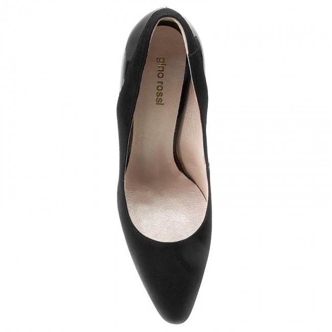 Shoes GINO ROSSI - Fiorita Fiorita Fiorita DCH147-T22-4906-9999-0 99/99 - Heels - Low shoes - Women's shoes 17c564