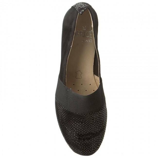 Shoes CAPRICE - 9-24650-28 Black Black Black Comb 019 - Flats - Low shoes - Women's shoes e2b163