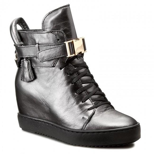 Sneakers SIMEN - 9501 VS04 Ferro - Sneakers Women's - Low shoes - Women's Sneakers shoes 9b8c56