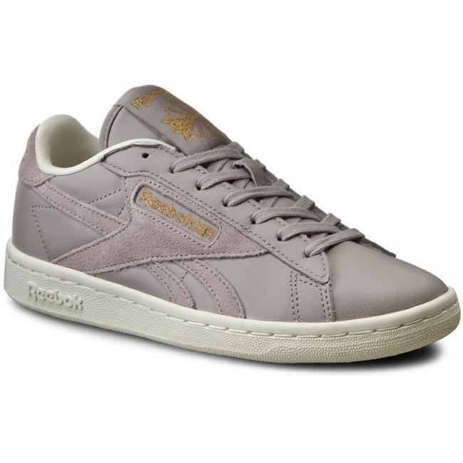 Shoes Reebok - Npc Grey/Classic Uk Ad BD4634 Whisper Grey/Classic Npc Wht - Sneakers - Low shoes - Women's shoes 159f76