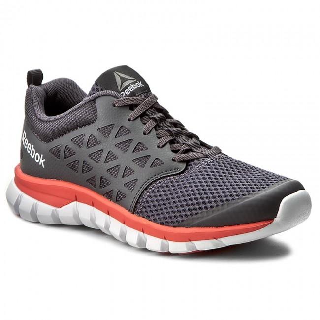 Shoes Reebok - Sublite Xt Cushion - 2.0 Mt BD5541 Grey/Coral/Wht/Pwtr - Cushion Fitness - Sports shoes - Women's shoes ea2e6c