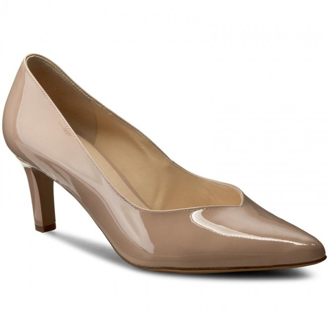 Shoes HÖGL - 0-186724 Nude 1800 - Heels Women's - Low shoes - Women's Heels shoes fa2e39