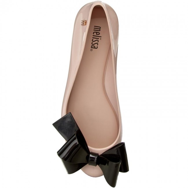 Flats MELISSA - Space Love IV Ad 31954 31954 31954 Pink/Black 51647 - Ballerina shoes - Low shoes - Women's shoes d064ed